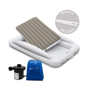 Eltow Inflatable Toddler Air Mattress Bed