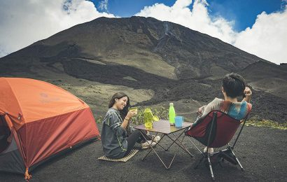 Folding Camp Tables