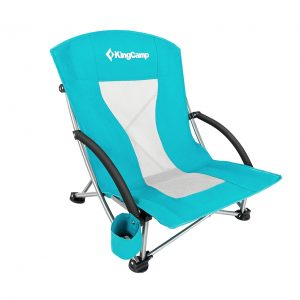 KingCamp Foldable Low Sling Beach Chair