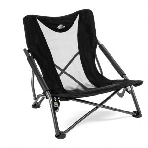 Cascade Mountain Tech Low-profile Folding Camp Chair