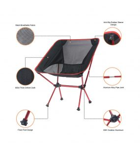 Tinya Ultralight Foldable Chair