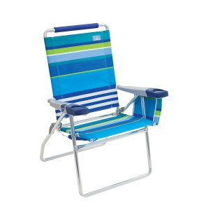Rio Beach 17 inch Folding Beach Chair