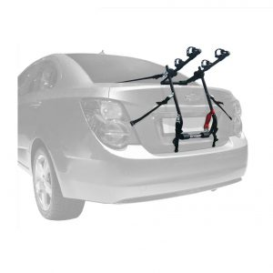 Tyger Auto TG-RK2B202B Deluxe Trunk Mount Bike Rack