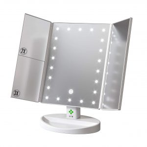 OneTwoBrand Makeup Mirror with Lights