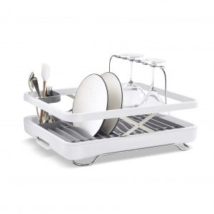 KOHLER Large K-8631-0 Collapsible Dish Drying Rack