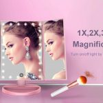 Top 10 Best Lighted Vanity Mirror in 2020 | Makeup Mirror with Lights Led