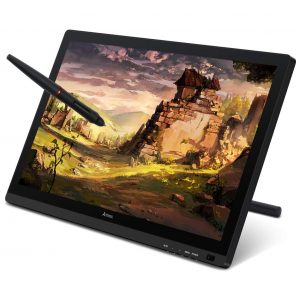 Artisul 21.5 Inches Drawing Tablet with Adjustable Stand