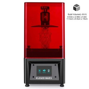 ELEGOO LCD 3D Printer with Smart Touch Screen