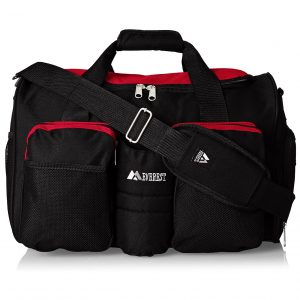 Everest unisex-adult Gym Bag with Wet Pocket
