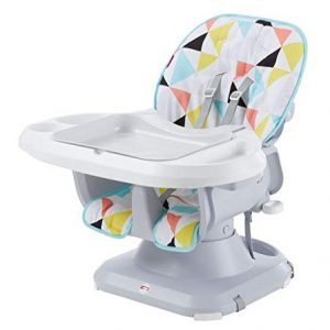 Fisher-Price SpaceSaver High Baby Chair