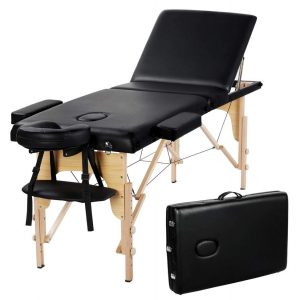 """Yaheetech 84"""" Portable Massage Table, Extra Wide"""
