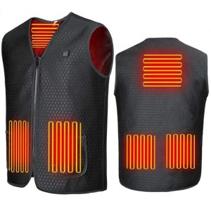 AMJISBF Smart APP Control Heating Vest