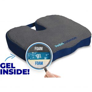 Allstar Innovations Infused Memory Foam Seat Cushion