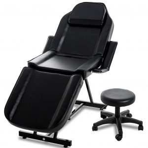 NURXIOVO Commercial Massage Table with Adjustable and Removable Headrest