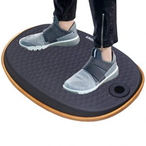 Ergohead Standing Desk Balance Board for Office, Home, and the Gym