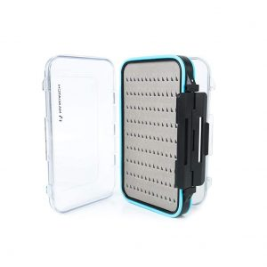 M MAXIMUMCATCH Two-Sided Waterproof Fly Box