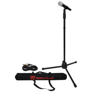 Rockville Pro Microphone Stand