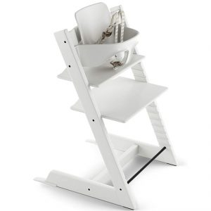 Stokke Tripp Trapp Adjustable Baby High Back Chair