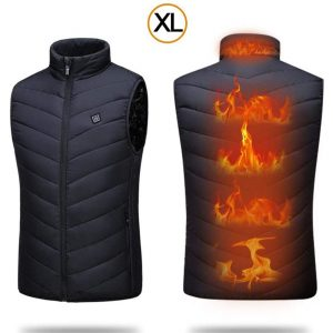 Womdee Men Women Electric Heated Vest