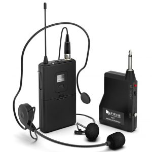 IFINE Wireless Lavalier Mic System for Public Speaking Applications