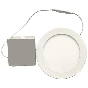 6. Simply Conserve J-Box Integrated 12W Downlight Recessed Lighting, 20 Pack