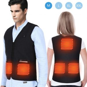 DOACT Men Women medium Heated Vest