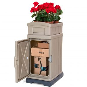 7. Simplay3 Hide-Away Storage and Delivery Box, 5 Cu. Feet
