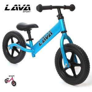 LAVA SPORT Ultra Lightweight Balance Bike for Kids and Toddlers