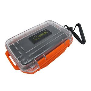 Scuba Choice Diving Dive Waterproof Dry Box with Lanyard