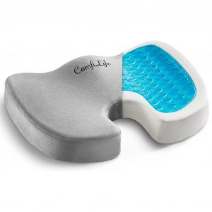 ComfiLife Gel Seat Cushion - Non-Slip Design