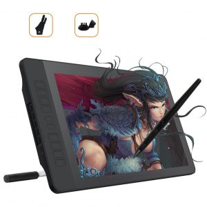 GAOMON 15.6 Inches 8192 Levels Pen Display with Screen