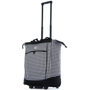Olympia Fashion Rolling Tote, 2300 Cu. in.