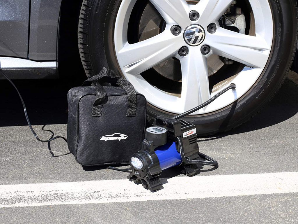 Top 10 Best Digital Tire Inflator for Car in 2020