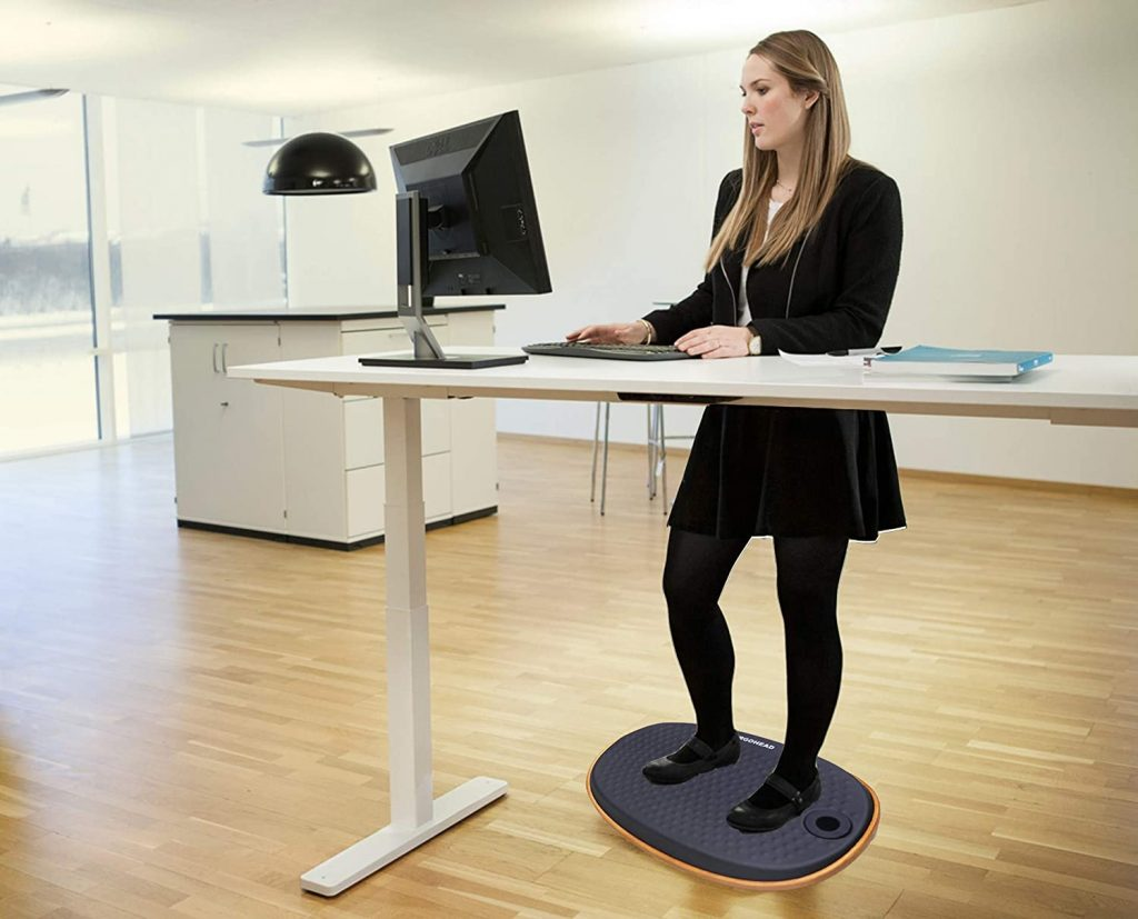 Top 10 Best Standing Desk Balance Boards in 2020
