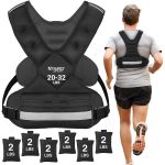 Top 10 Best Weighted Vest in 2020 | Great Product Review