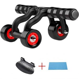 CPUTAN Ab Roller for Abs Workout