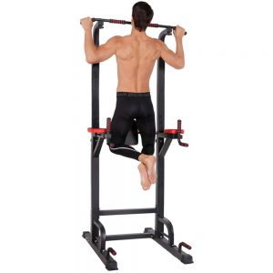 LIANXIN Power Tower Workout Station