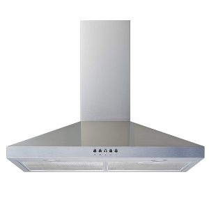 10. Winflo New 30 inches Stainless Steel Convertible Wall Mount Range Hood