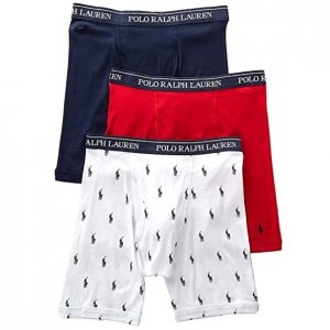 Polo Ralph Lauren 3 Pack Boxer Briefs