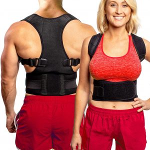 FlexGuard Support Posture Corrector - Fully Adjustable for Men & Women