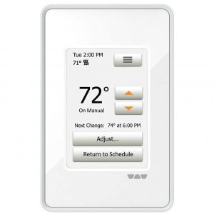 Schluter Ditra Touchscreen Programmable Thermostat