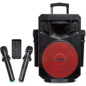 Pure Acoustics PA System with LED Party Lights