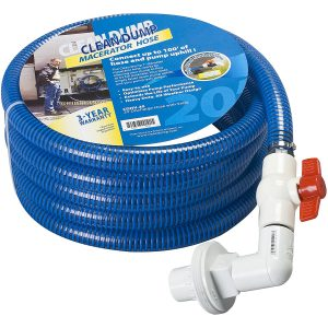 Clean Dump CDHV-20 RV Sewer Hose