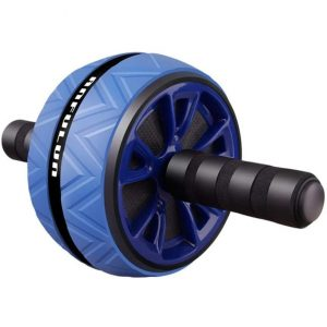 Flovey Abs Wheel Exercise Gym Roller Fitness Muscle Trainer