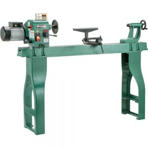 """Grizzly Industrial G0462-16"""" x 46"""" Wood Lathe"""