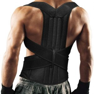 Fitsupport Back Brace Support Posture Corrector For Men and Women