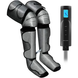 MagicMaker Foot and Leg Massager with Knee Heat Function
