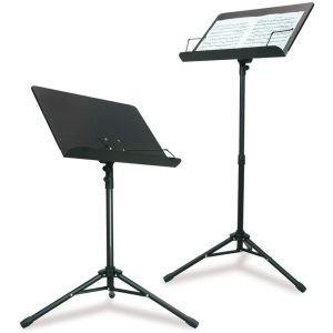PARTYSAVING Orchestra Sheet Music Stand 48.5 Inches Tall