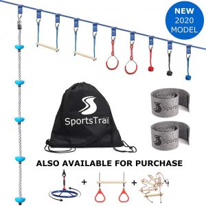 Sports Trail Ring for Kids