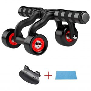 CPUTAN Ab Roller Wheel for Abs Workout